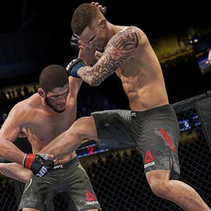 UFC 4 Profissional