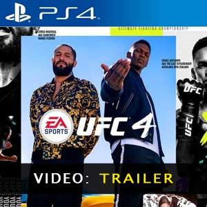Comprar UFC 4 PS4 Comparar Preços