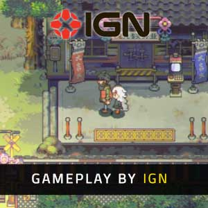 Eastward jogabilidade de videojogos
