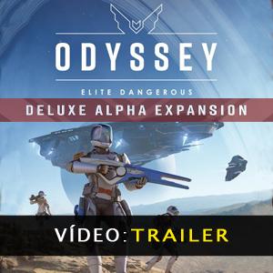 Elite Dangerous Odyssey Deluxe Alpha Expansion Atrelado de vídeo
