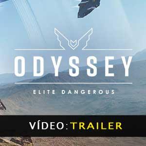 Elite Dangerous Odyssey Vídeo do atrelado