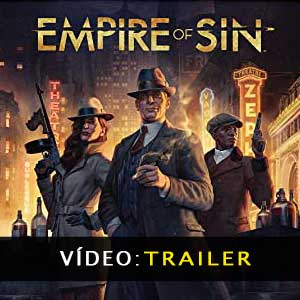 Vídeo do trailer Empire of Sin
