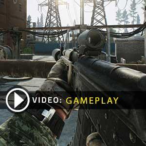Escape from Tarkov Vídeo de jogabilidade