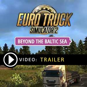 Comprar Euro Truck Simulator 2 Beyond the Baltic Sea CD Key Comparar Preços