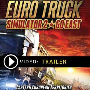 Comprar Euro Truck Simulator 2 Going East CD Key Comparar Preços