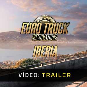 Euro Truck Simulator 2 Iberia Vídeo do atrelado