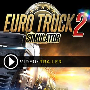 Comprar Euro Truck Simulator 2 CD Key Comparar Preços