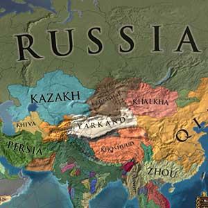 Mapa russo