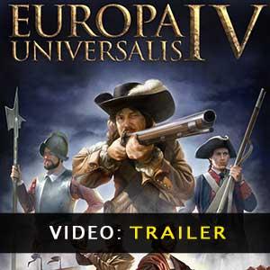 Europa Universalis IV Vídeo do atrelado