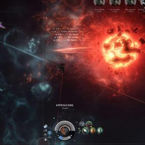Eve Online Explosão
