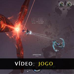 Eve Online Vídeo de jogabilidade