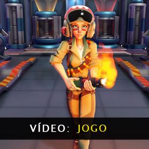 Evil Genius 2 vídeo de jogabilidade