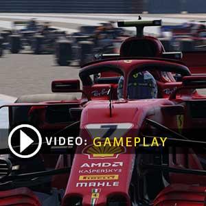 F1 2018 Gameplay Video