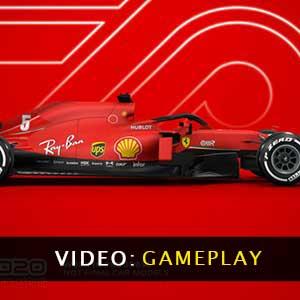 F1 2020 Vídeo de jogabilidade