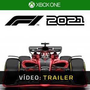 F1 2021 Xbox One Atrelado De Vídeo