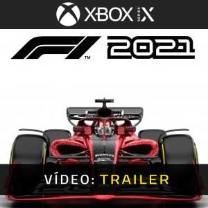 F1 2021 Xbox Series Atrelado De Vídeo