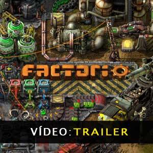 Factorio Atrelado de vídeo