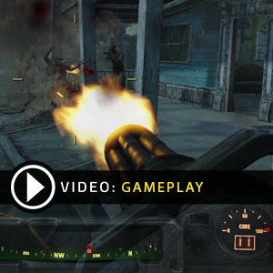 Fallout 4 Xbox One Gameplay Video