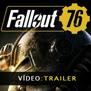 Vídeo do atrelado Fallout 76