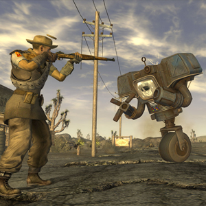 Fallout New Vegas - Lonesome Road