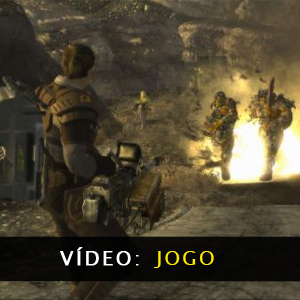 Fallout New Vegas Vídeo de jogabilidade