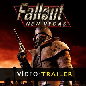 Fallout New Vegas Atrelado de vídeo
