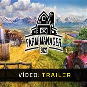 Farm Manager 2021 Atrelado de vídeo