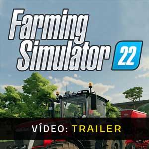 Farming Simulator 22 Atrelado De Vídeo