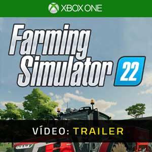Farming Simulator 22 Xbox One Atrelado De Vídeo