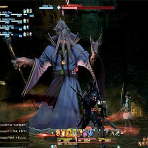Final Fantasy 14 A Realm Reborn - Battle