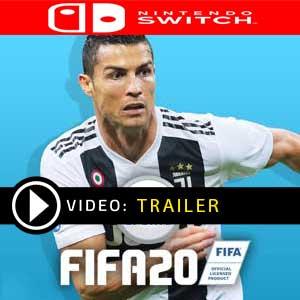 Comprar FIFA 20 Nintendo Switch barato Comparar Preços