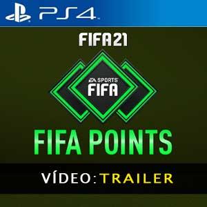 FIFA 21 FUT vídeo do trailer