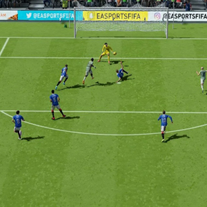 FIFA 21 Campo de futebol