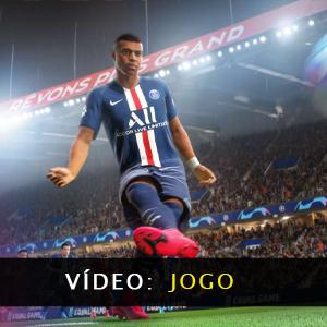 FIFA 21 Vídeo de jogabilidade