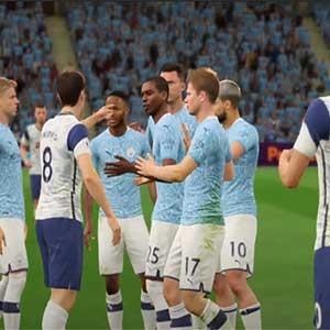 Cerimónia de Bandeira FIFA 21