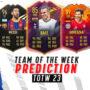 FIFA 21 | TOTW 23 | Predictions – Março 2021