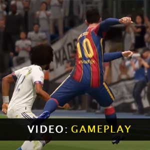 FIFA 21 Gameplay Video