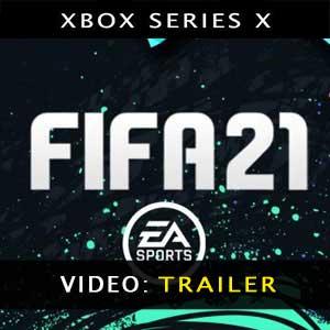 Vídeo do Trailer FIFA 21