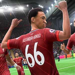 FIFA 22 Liverpool F.C.