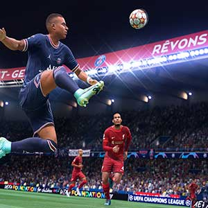 FIFA 22 Paris Saint-Germain F.C.