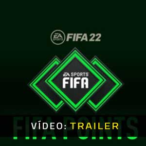 FIFA 22 FUT Points Atrelado De Vídeo