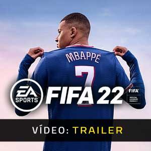 FIFA 22 Atrelado De Vídeo