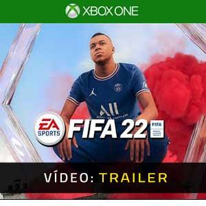 FIFA 22 Xbox One Atrelado De Vídeo