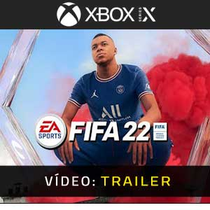 FIFA 22 Xbox Series X Atrelado De Vídeo