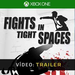 Fights in Tight Spaces Xbox One Atrelado De Vídeo