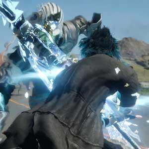 Final Fantasy 15 Xbox One Luta