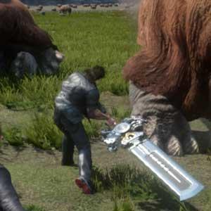 Final Fantasy 15 Xbox One Vida selvagem hostil