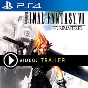 Comprar Final Fantasy 7 HD Remake PS4 Codigo Comparar Preços