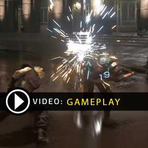 Final Fantasy 7 Remake Gameplay Video