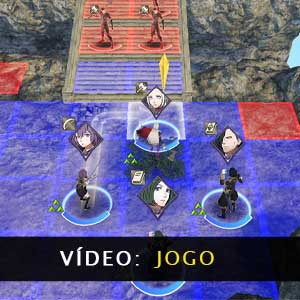 Vídeo de jogabilidade Fire Emblem Three Houses